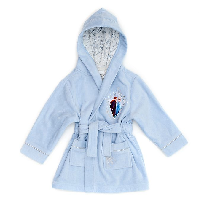 Disney Store Frozen 2 Bath Robe For Kids