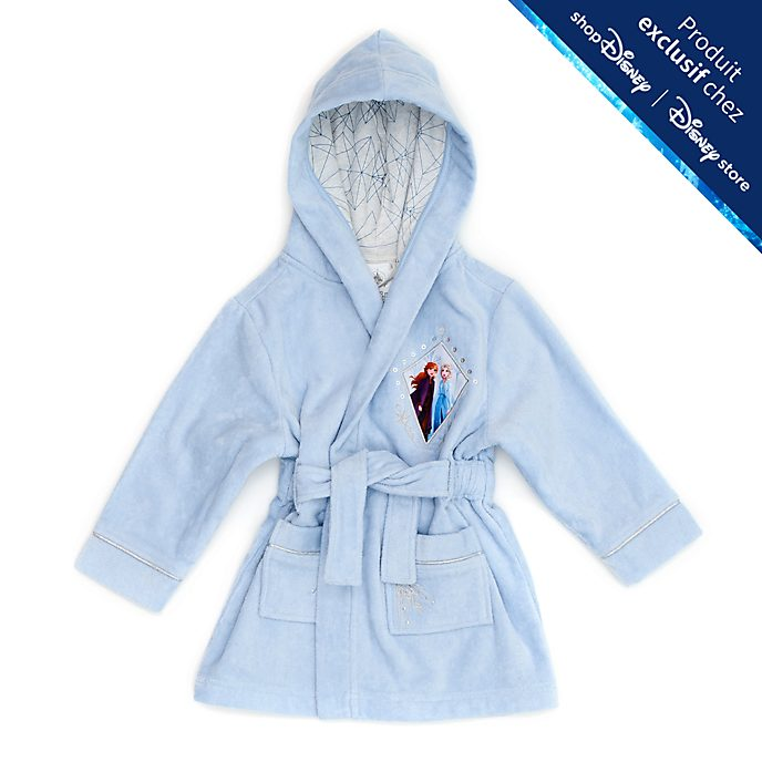 Disney Store Peignoir La Reine des Neiges2 pour enfants