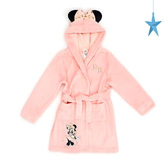 Disney Store Robe de chambre Minnie Mouse pour enfants