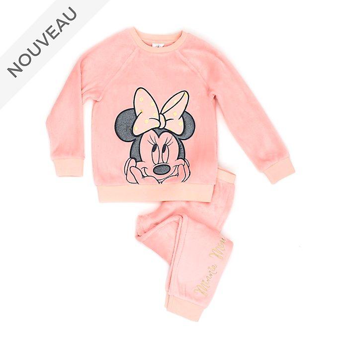 Disney Store Pyjama doux Minnie pour enfants