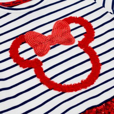 Minnie Maus - Kleid für Kinder