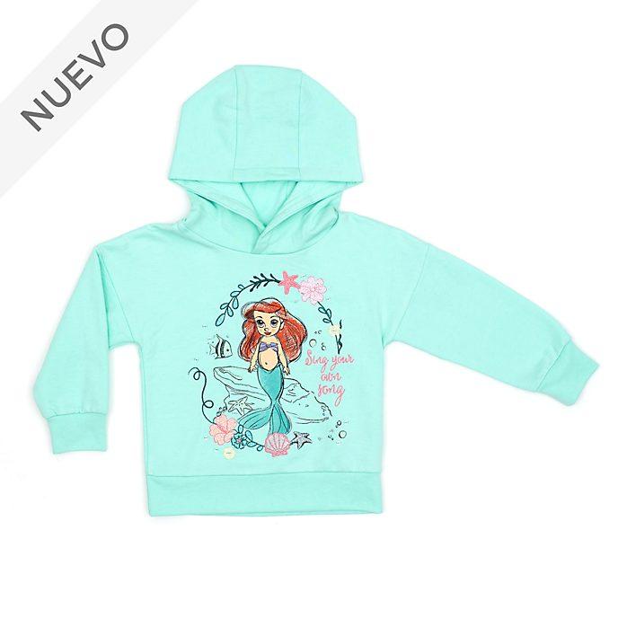 Sudadera infantil con capucha, colección Animators, Disney Store