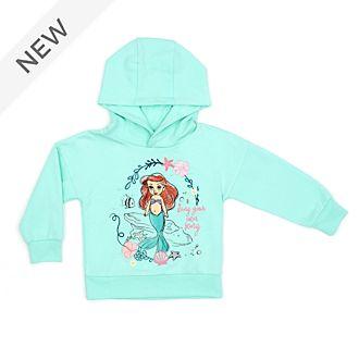 Disney Store Disney Animators' Collection Hooded Sweatshirt For Kids