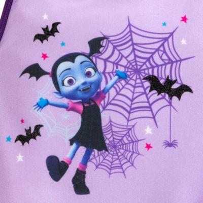 Conjunto infantil de maillot y tutú de Vampirina