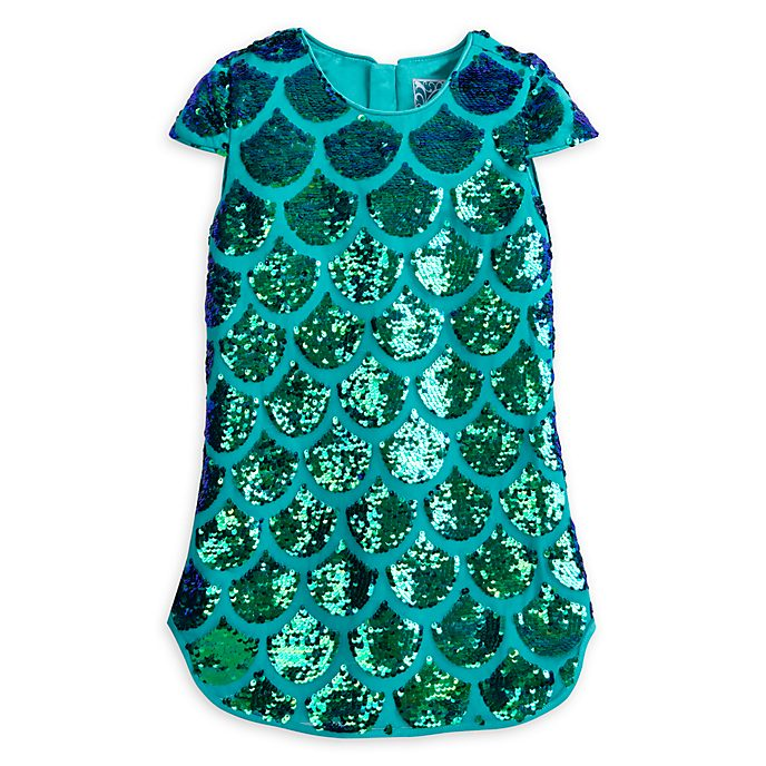 Disney Store The Little Mermaid Party Dress For Kids