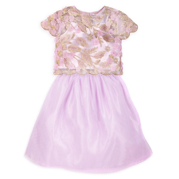 Disney Store Rapunzel Dress Set For Kids, Tangled