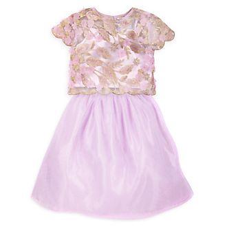 Disney Store - Rapunzel - Neu verföhnt - Set mit Kleid für Kinder
