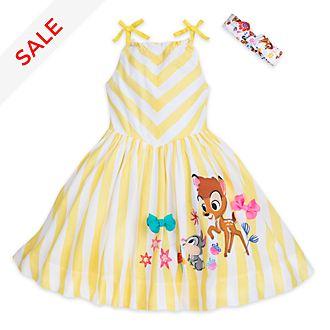 Disney Store - Furrytale Friends - Bambi - Kleid für Kinder