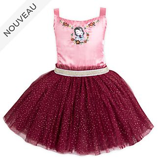 Disney Store Justaucorps avec tutu Belle pour enfants, collection Disney Animators