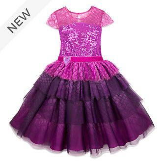 Disney Store Mal Dress For Kids, Disney Descendants 3