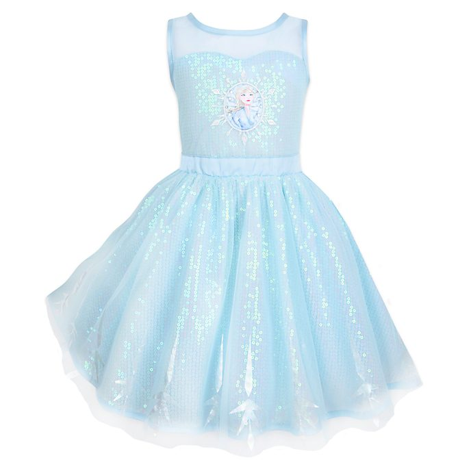 Disney Store Elsa Dress For Kids, Frozen 2