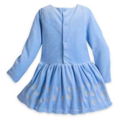 Olaf taut auf - Elsa Partykleid für Kinder