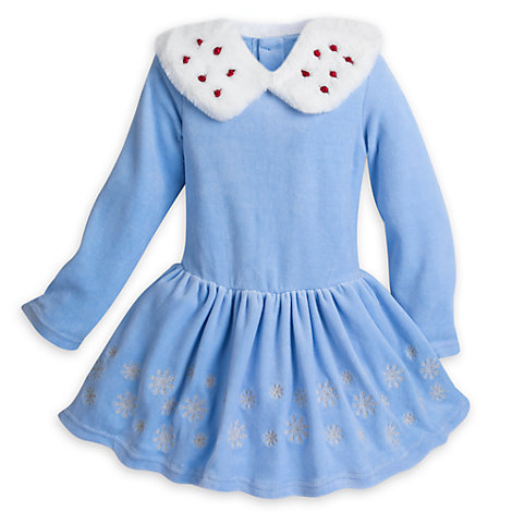 Elsa Party Dress for Kids, Olaf's Frozen Adventure