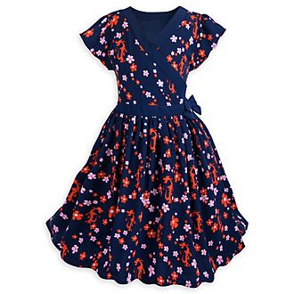 Disney Store Mulan Dress For Kids