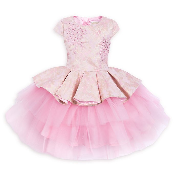 Disney Store Aurora Party Dress For Kids, Sleeping Beauty