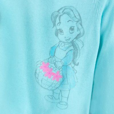 Felpa bimbi Belle collezione Disney Animators