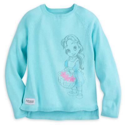 Belle Jumper For Kids, Disney Animators' Collection