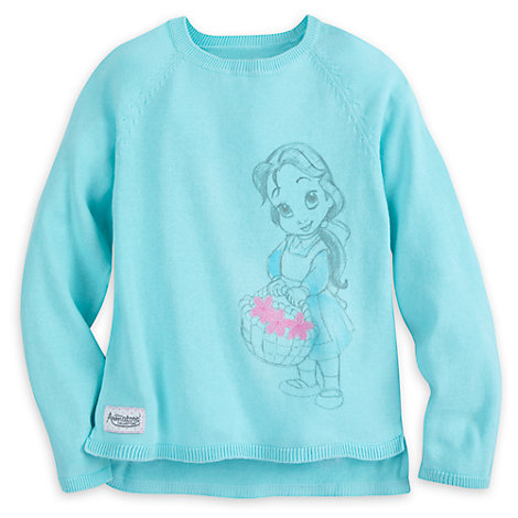 Disney Animators Collection - Belle - Pullover für Kinder