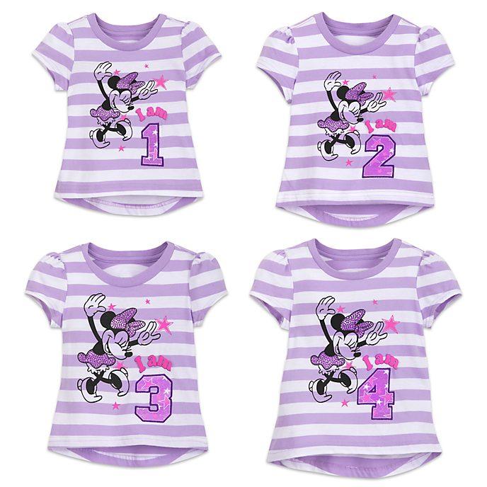 Minnie Maus - T-Shirt für Kinder mit der Aufschrift I am ...