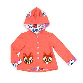 Disney Store Bambi Hooded Jumper For Kids