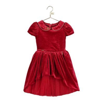 Snövit festklänning för barn