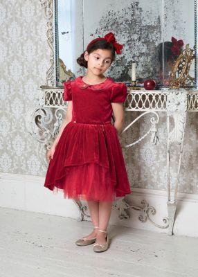 Schneewittchen - Partykleid für Kinder