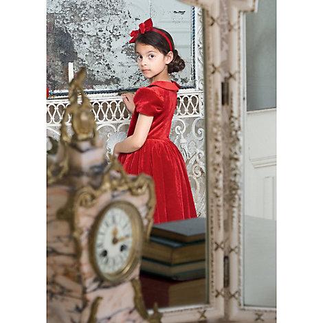 Vestito elegante bimbi Biancaneve