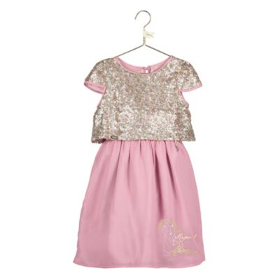 Rapunzel Party Dress For Kids
