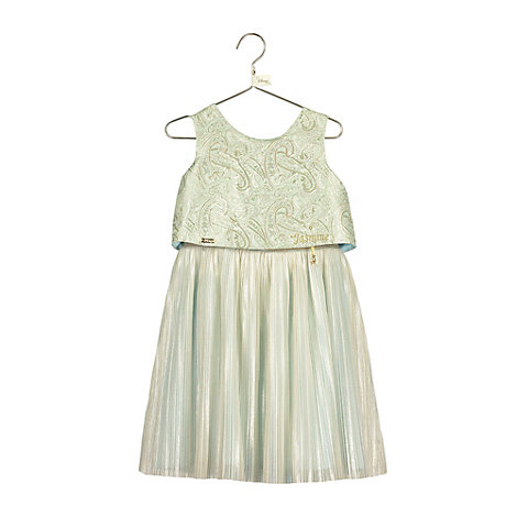 Princess Jasmine Party Dress For Kids