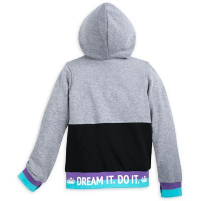 Sweatshirt à capuche Disney Princesses pour enfants