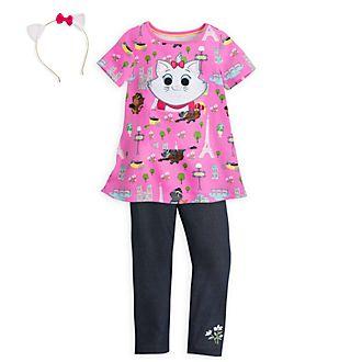 Completo vestito e leggings bimbi Furrytale Friends Minou Disney Store