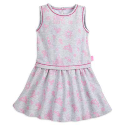 Vestido infantil princesas Disney
