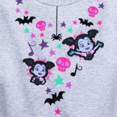 Vestido infantil Vampirina