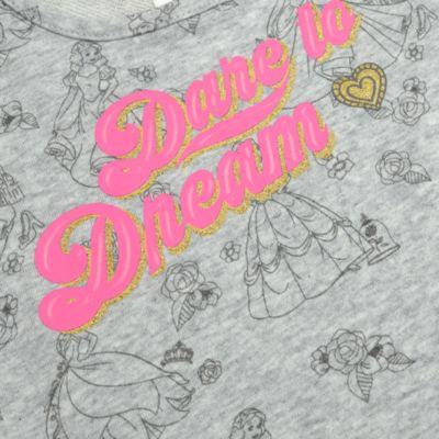 Ensemble haut et legging pour enfants Disney Princesses