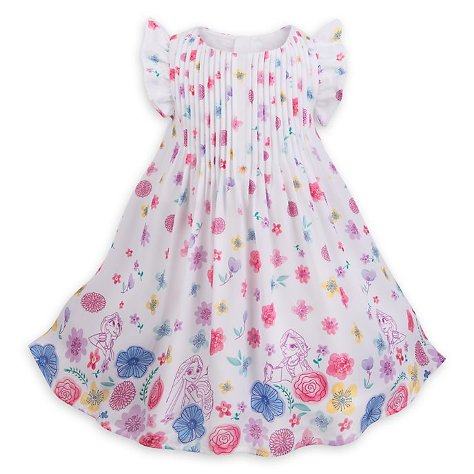 Tangled Dress For Kids