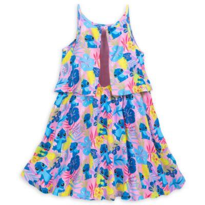 Stitch Dress For Kids