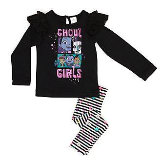 Disney Store - Vampirina - Set mit Sweatshirt und Leggings für Kinder