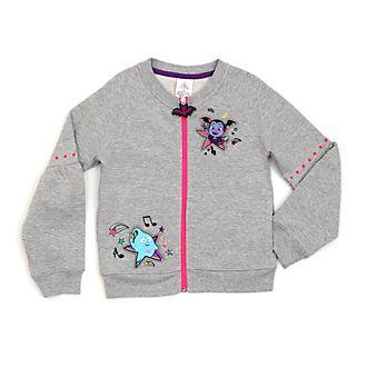 Disney Store - Vampirina - Sweatshirt mit Reißverschluss für Kinder