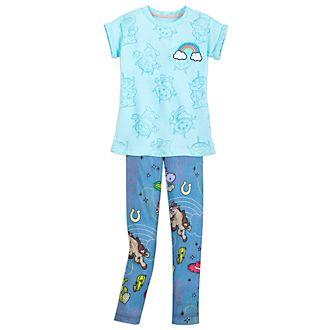 Completo maglietta e leggings bimbi Toy Story 3 Disney Store