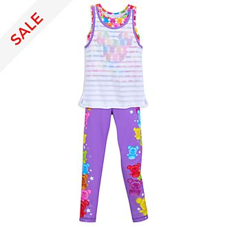 35f9c1ca7 Disney Store Mickey And Minnie Vest And Leggings Set For Kids