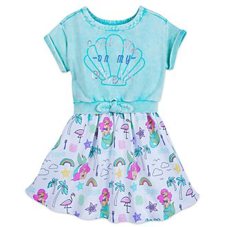 Disney Store - Arielle, die Meerjungfrau - Set mit Kleid für Kinder
