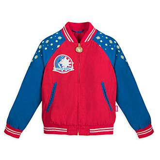 Disney Store Captain Marvel Bomber Jacket For Kids