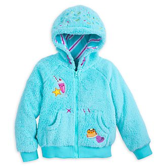 Disney Store Wreck-It Ralph 2 Soft Feel Hooded Sweatshirt For Kids