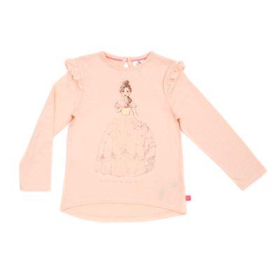 Belle Blush Top For Kids