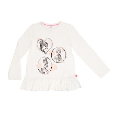 Ensemble top et leggings Belle pour enfants