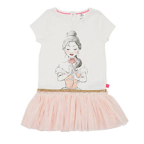Vestido tutú infantil Bella