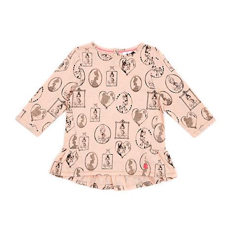 Belle Blush T-Shirt For Kids