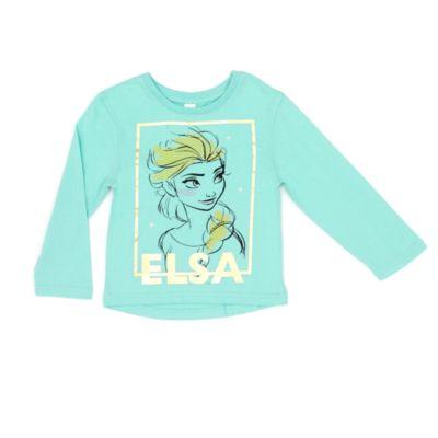 Camiseta infantil de Elsa