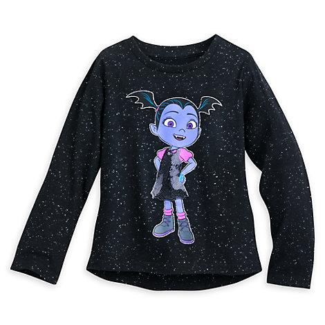 Vampirina Long Sleeved T-Shirt For Kids