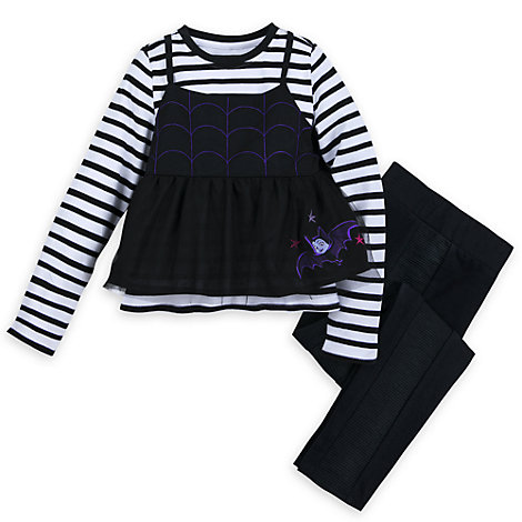 Vampirina Cami Vest, Top and Legging Set For Kids
